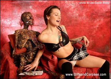 Hot girls and corpses xxx