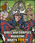 Girls & Corpses Wants You!
