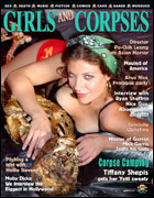 Girls and Corpses Issue #11