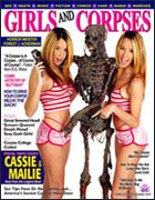 Girls and Corpses Issue #1