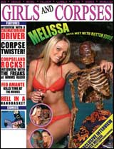 Girls and Corpses Issue #2