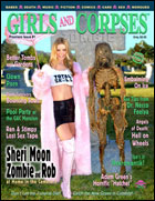 Girls and Corpses Print Issue #1