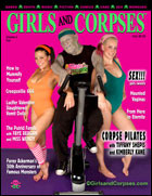 Girls and Corpses Print Issue #6