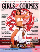 Girls and Corpses Print Issue #7
