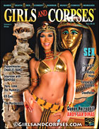 Girls and Corpses Print Issue #12