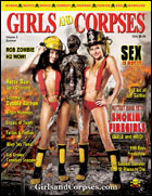 Girls and Corpses Print Issue #8