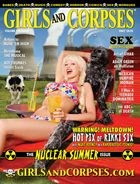 Girls and Corpses Print Issue #20